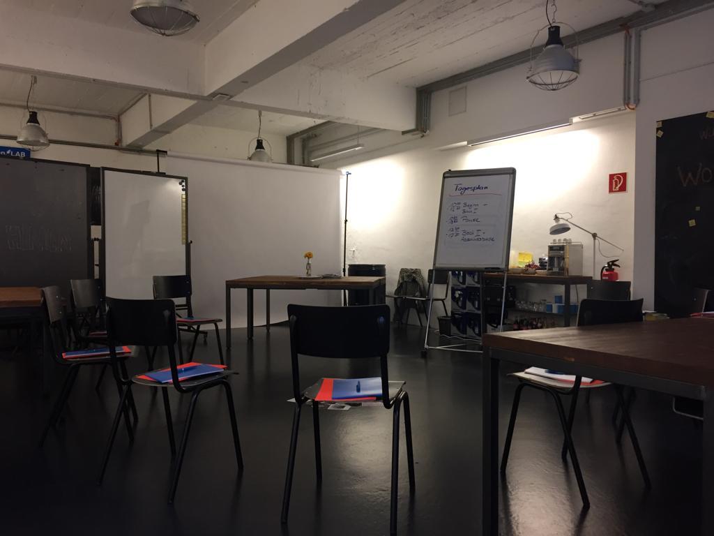 Wörkshop Vision Board Anja Kälin Rike Pätzold